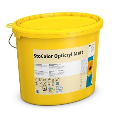 StoColor Opticryl Matt weiß