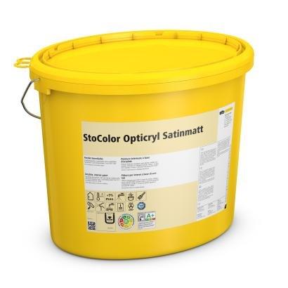 StoColor Opticryl Satinmatt weiß