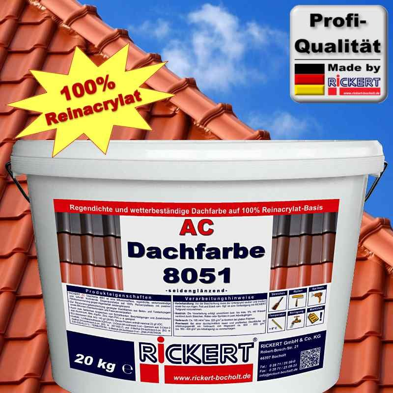 rickert dachfarbe 8051 126 00. Black Bedroom Furniture Sets. Home Design Ideas