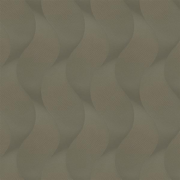 Vliestapete Colani Legend Wellen grau silber Glanz Marburg 59824 10,48€//1qm